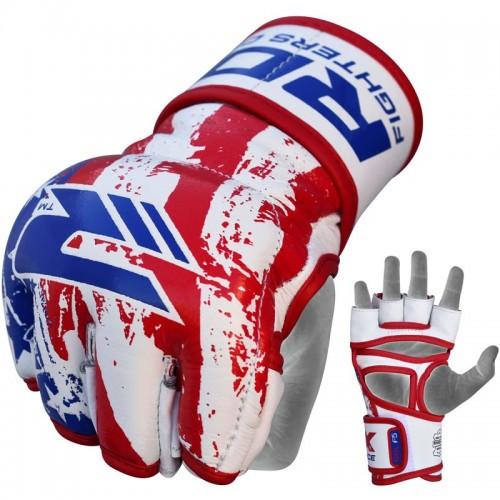 Перчатки ММА RDX USA L