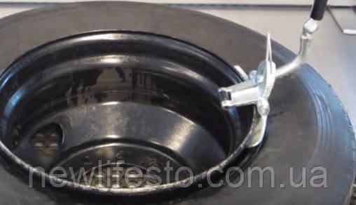 Инструмент для ручного монтажа/демонтажа грузовых шин 15,5 кг (Winner) - фото 3