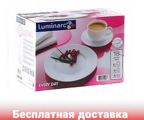 Сервиз столовый Luminarc Everyday 18 пр G0596, фото 2