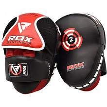 Боксерські лапи RDX Multi Red