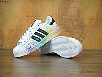 Женские кроссовки Adidas Superstar  white