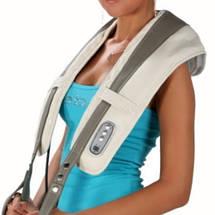 Вибромассажер для тела Knocking Massage Cape дли всего тела постукивающий массажер, фото 3