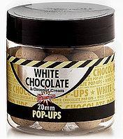 Бойлы Dynamite Baits  White Chocolate&Coconut Cream Pop-Ups 15mm 100g