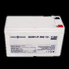 Акумулятор мультигелевый AGM LPM-MG 12 - 7AH