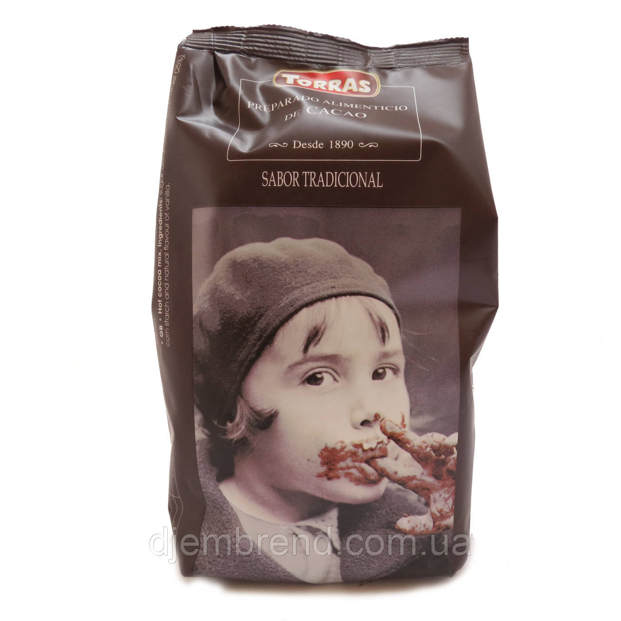 Горячий какао Torras Испания 360 г.