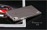 Чохол накладка для Huawei Ascend P7 сірий, фото 1