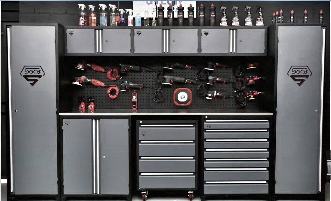 SGCB SGGD157 Professional Tool Cabinet Package Профессиональный шкаф для инструментов
