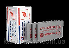 Экструзионный пенополистирол CARBON ECO 50