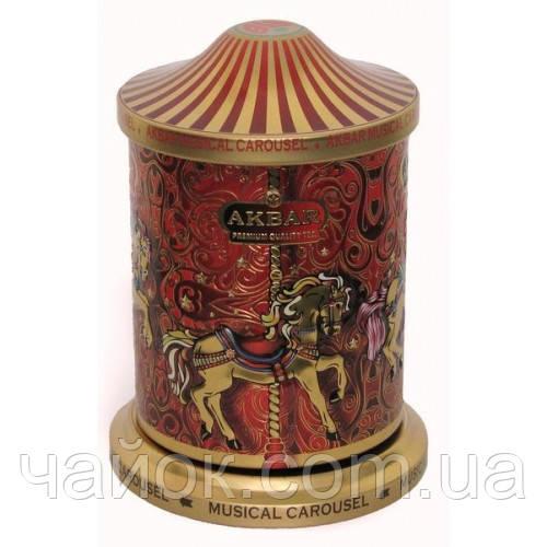 Чай Акbаr Orient Mystery 250 грамм музыкальная карусель