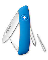 Нож Swiza D02, голубой