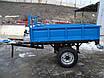 Причіп одноосний тракторний 1ПТС-2 (7CX-2, вантажопідйомність 2 т, ДхШхВ 2250x1500x450), фото 6