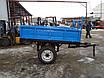 Причіп одноосний тракторний 1ПТС-2 (7CX-2, вантажопідйомність 2 т, ДхШхВ 2250x1500x450), фото 2