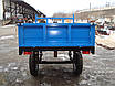 Причіп одноосний тракторний 1ПТС-2 (7CX-2, вантажопідйомність 2 т, ДхШхВ 2250x1500x450), фото 5