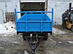 Причіп одноосний тракторний 1ПТС-2 (7CX-2, вантажопідйомність 2 т, ДхШхВ 2250x1500x450), фото 4