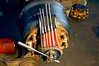 Набор удлиненных пробойников из 5 шт.из легированной стали MADE IN USA Wurth, фото 2