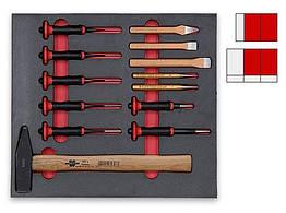 Набор ударного инструмента 13 предметов Wurth