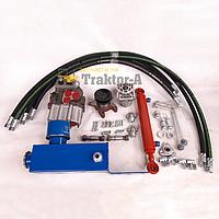 Комплект гидравлики на минитрактор, мотоблок (для задней навески)