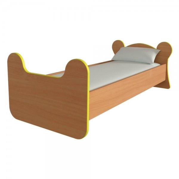 Дитяче ліжко Міккі. Ліжка для дитячих садків
