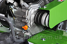 Бензиновый мотоблок Bizon 900 LUX(синий цвет) , фото 2