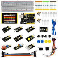 Набор DIY KIT Arduino Keyestudio Sensor Starter Kit - K4 KS0178