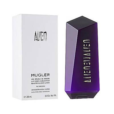 THIERRY MUGLER Alien body lotion (Тьєррі Мюглер Алиен) - 200ml (ТЕСТЕР)