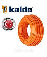 Труба для теплого пола Кalde (Турция) с кислородным барьером PEX-A 16х2 мм, оранж