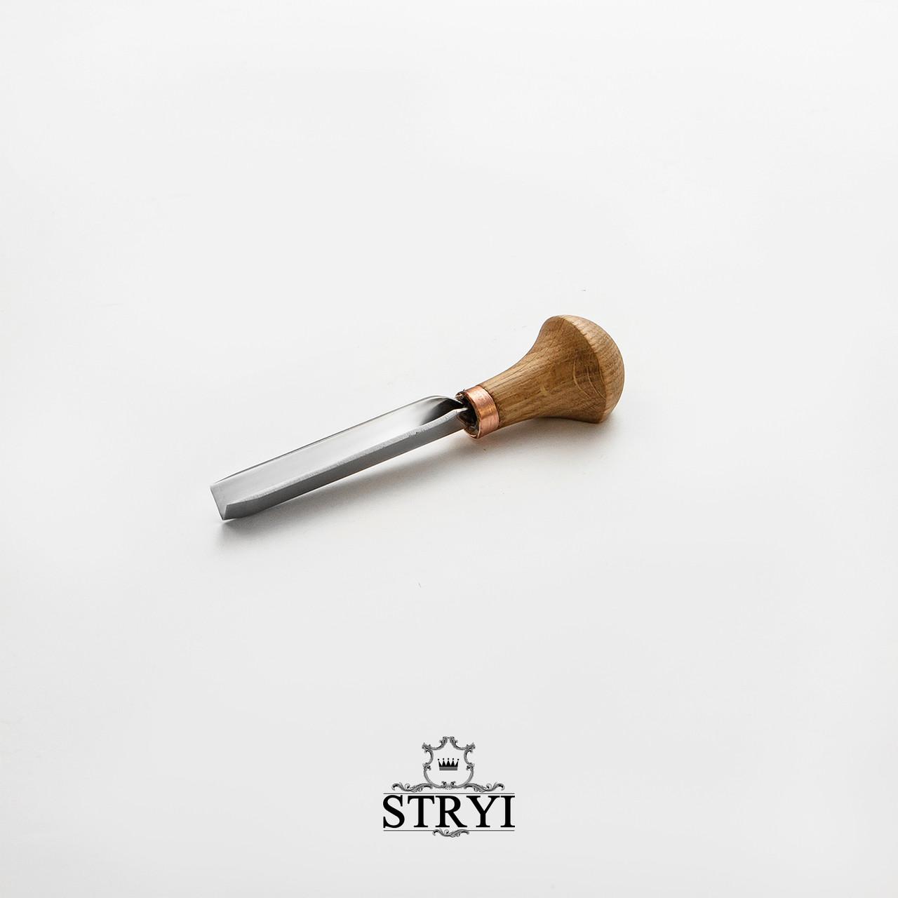 Штихель угловой 60 градусов 10 мм, от производителя STRYI