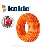 Труба для теплого пола Кalde Orange Blank с кислородным барьером PEX-A 16х2 мм, оранж