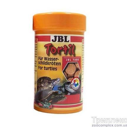 Jbl Tortil Корм В Таблетках Для Водных И Болотных Черепах, 100 Мл, фото 2