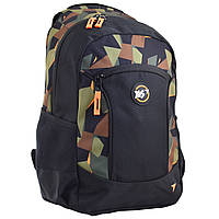 Рюкзак молодежный 1 Вересня Hunter