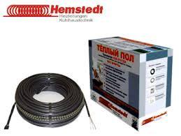 HEMSTEDT BR-IM 17Вт/м двужильный кабель для укладки в стяжку  (Германия)