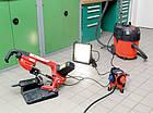 Удлинитель электрический 1 розетка на 380 В, 3 розетки на 220 В Wurth, фото 2