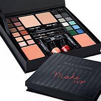 Набор косметический max & more с зеркалом для макияжа