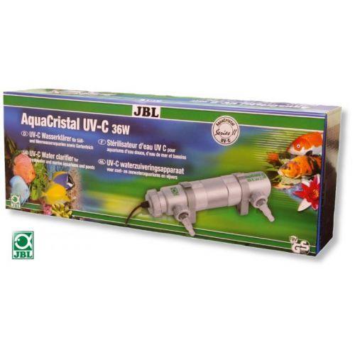 Jbl Ультрафиолетовый Серилизатор Aquacristal Uv-C, 36 Вт.