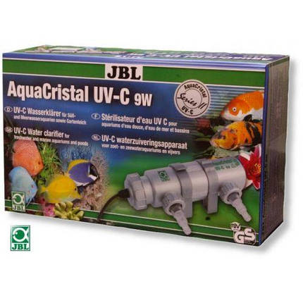 Jbl Ультрафиолетовый Сетрилизатор Aquacristal Uv-C, 9 Вт., фото 2