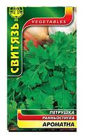 Насіння петрушка листкова Ароматна, 3г 10