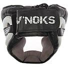 Боксерский шлем V`Noks Aria White L, фото 2