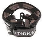 Боксерский шлем V`Noks Aria White L, фото 10