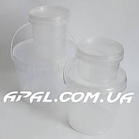 Тара пластикова для ЛФМ (з кришкою), фото 1