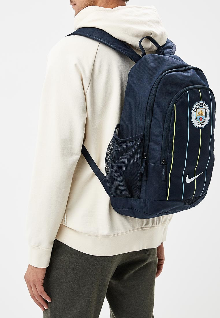 Рюкзак городской NIKE MANCHESTER CITY STADIUM BA5368-475 original