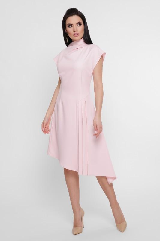 Оригинальное платье Isabella светло-розовый (42-48)