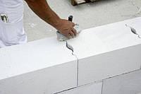 Финишные слои для отделки газобетона (газоблок) и пенобетона (пеноблок)