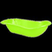 Детская ванночка с термометром Оливковая 18-123074-2, КОД: 354728