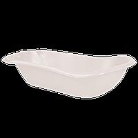 Детская ванночка с термометром Кремовая 18-123074-11, КОД: 354722