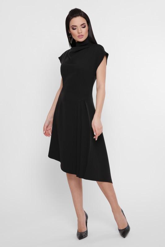 Оригинальное платье Isabella черный (42-48)