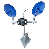 Картофелесажалка оборотная Ярило (диски Ø330 мм, на подшипниках), фото 1