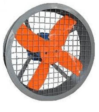 Вентилятор осевой В 0,7-320 (МЦ-4)