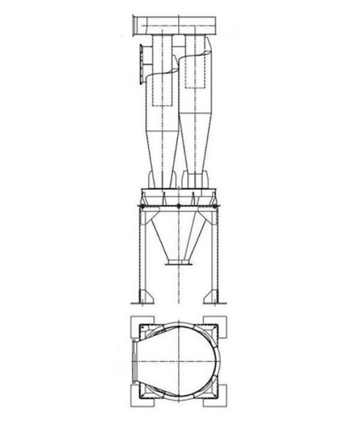 Циклон У21ББЦ-250