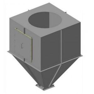 Бункер Пирамидальный БП 10