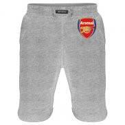 Шорты мужские летние с принтом Arsenal logo